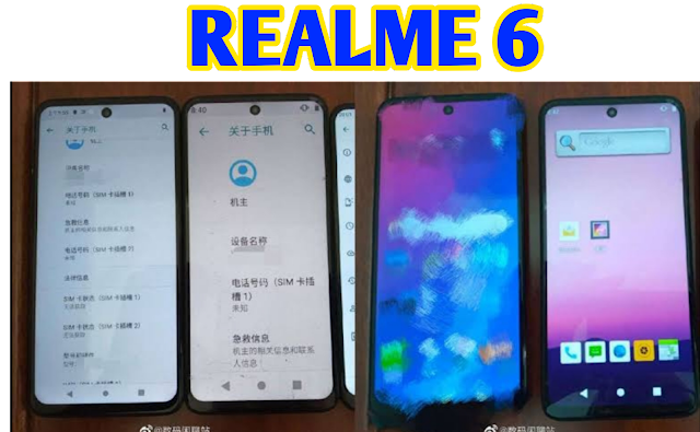 REALME 6 MOBILE FULL SPECIFICATION