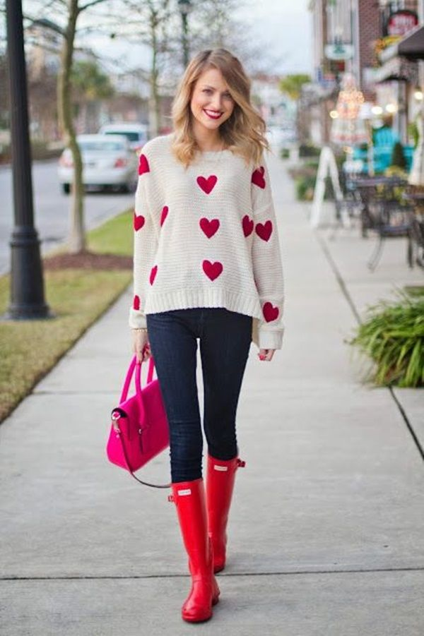 Outfit Inspiration for the Perfect Valentine's Day #valentines #outfit