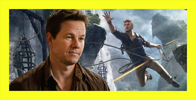 "✅ MARK WAHLBERG se une a TOM HOLLAND en ""UNCHARTED"""