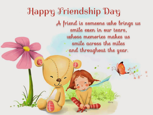 Happy Friendship Day 2016 Wallpapers for Download