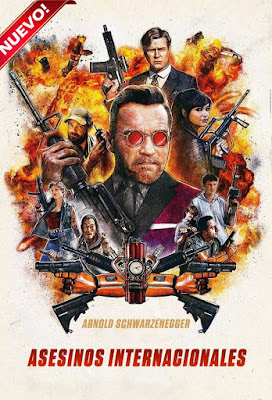 Killing Gunther 2017 DVD R1 NTSC Latino