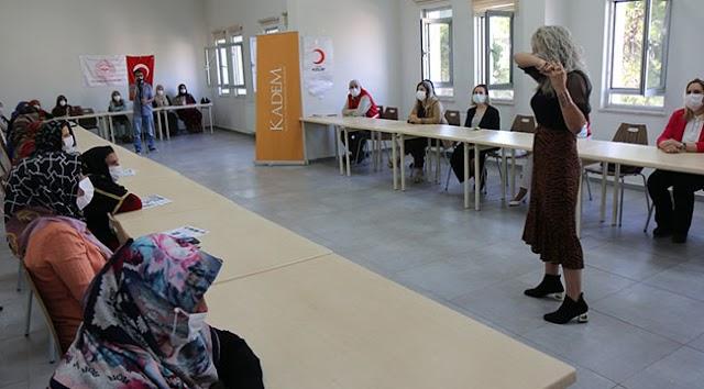 Şanlıurfa'da gebelik eğitimi