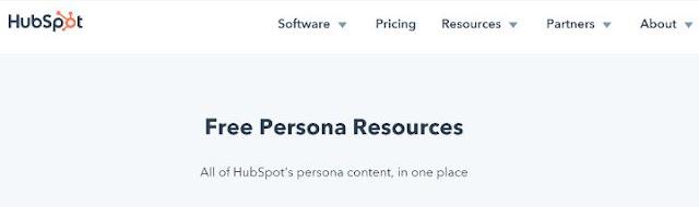 hubspot free buyer persona generator