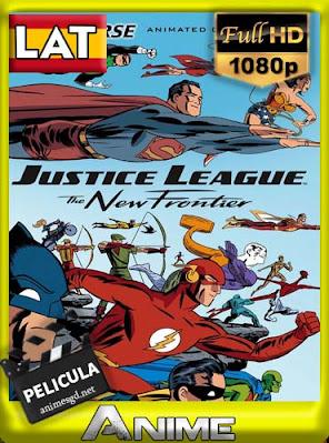 La Liga de la Justicia: la nueva frontera (2008) HD [1080p] Latino [GoogleDrive] BerlinHD