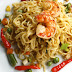 Everything you need to live well: How to make proteinous indomie noodles