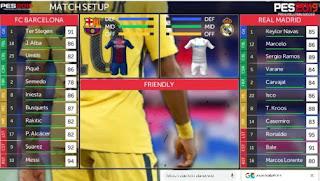 FTS Mod PES 2019 v2.5 Apk+Data Obb Offline by Allan Games