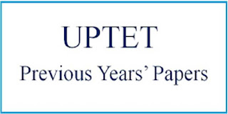 UPTET Previous Year Paper