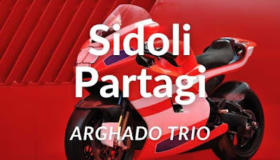 Chord Sidoli Partagi dari C