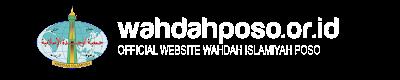 Wahdah Poso