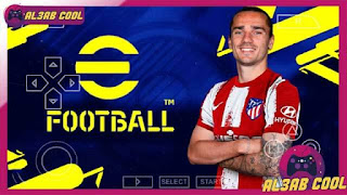 eFootball PES 2022 PPSSPP Mobile English Commentary Peter Drury PS5 Latest Kits & Transfers 2021/22