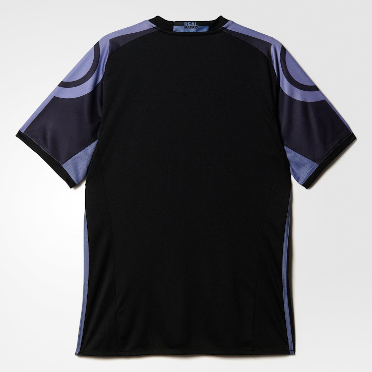 Cheap Real Madrid 16 17 Kit Released Shirt 3rd 1617