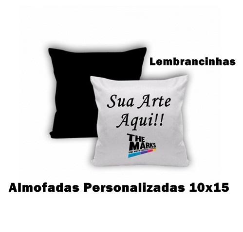 Almofadas Personalizadas 10x15 Para Lembrancinhas