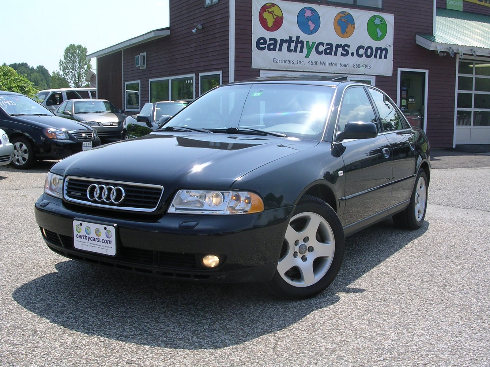 small resolution of earthy car of the week 2001 audi a4 2 8 quattro
