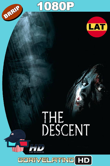 El Descenso (2005) BRRip 1080p Latino-Ingles MKV