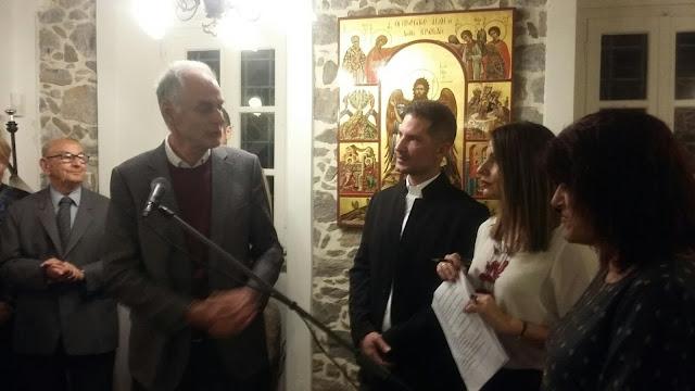 Παρουσία του Γ. Γκιόλα η Κοινότητα Κρανιδίου και το Σωματείο Ξενοδοχοϋπαλλήλων Ερμιονίδας έκοψαν τις πρωτοχρονιάτικες  πίτες τους