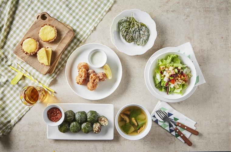 농촌진흥청, '2월 이달의 식재료' 콩·깻잎·요거트 선정