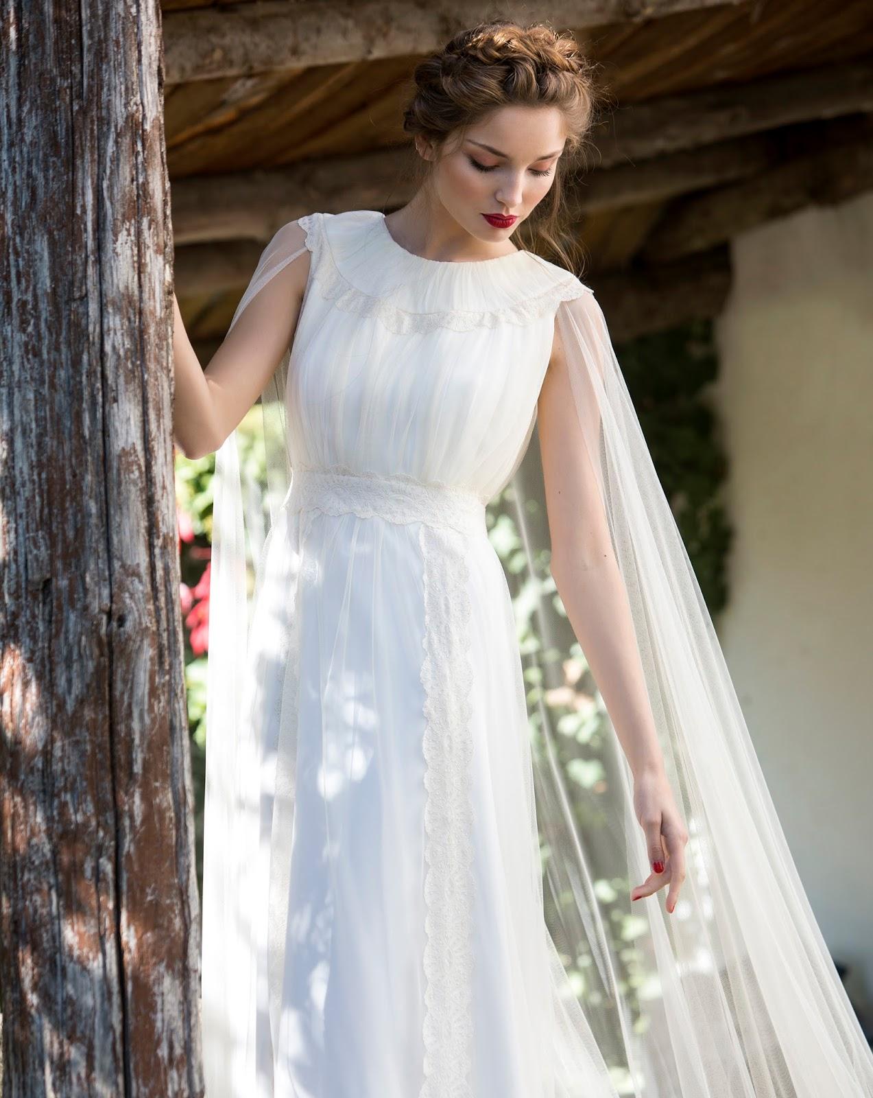 Vestidos para bodas originales