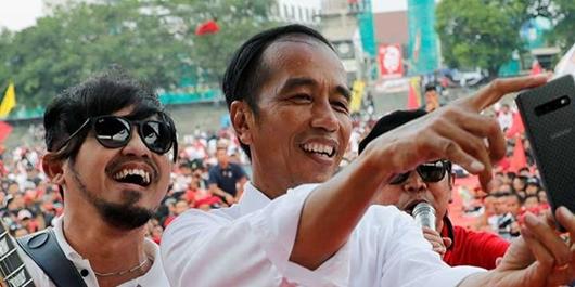 TKN: Jokowi Didukung Milenial karena Jujur dan Berprestasi