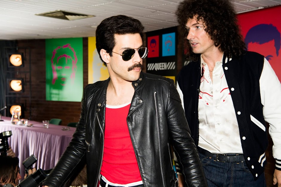 """""""Bohemian Rhapsody"""" lidera as bilheterias mundiais com US$ 144 milhões"""