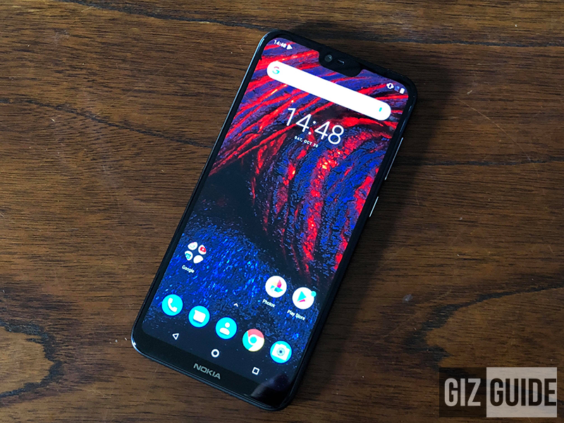 Nokia 6.1 Plus Unboxing and First Impressions