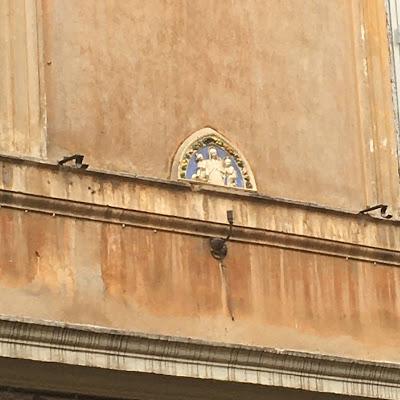 Madonna col Bambino e San Giovannino Vicolo del Bologna