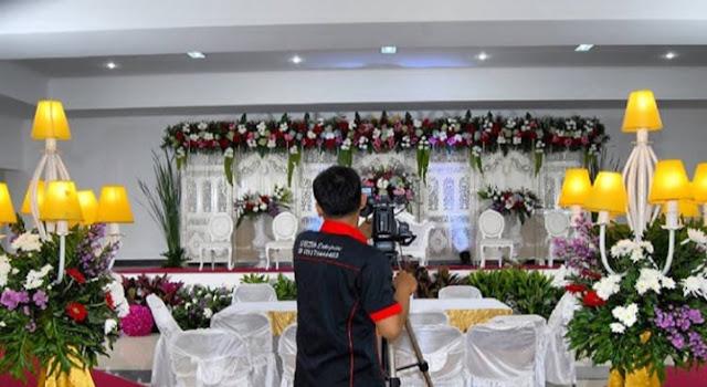 Photography + cameraman + video pernikahan