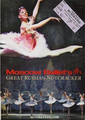 Balé de Moscou - Quebra-Nozes.
