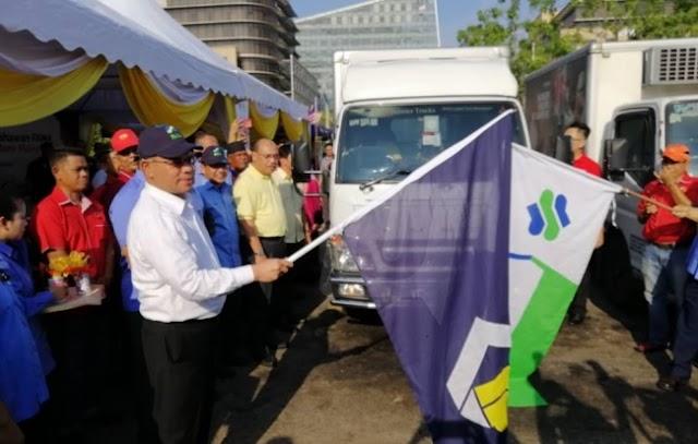 FAMA agensi kerajaan pertama sertai Program Food Bank Malaysia