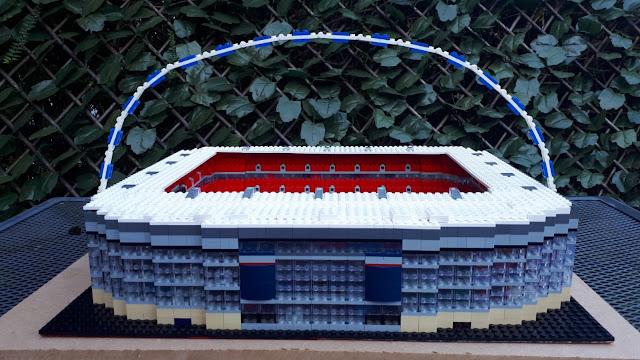 Wembley Stadium - In Lego!