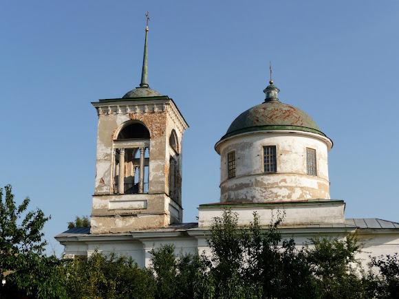 Ніжин. Церква святої Трійці. 1733 р