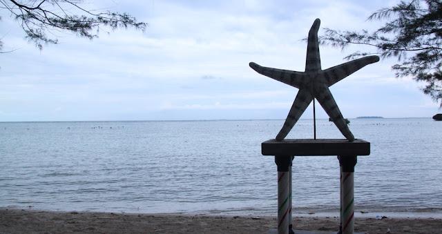 Pantai Bintang, Ikon Wisata Baru di Kepulauan Seribu