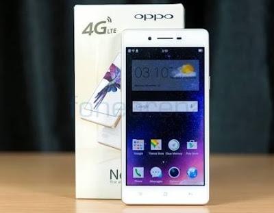 مواصفات هاتف OPPO Neo7