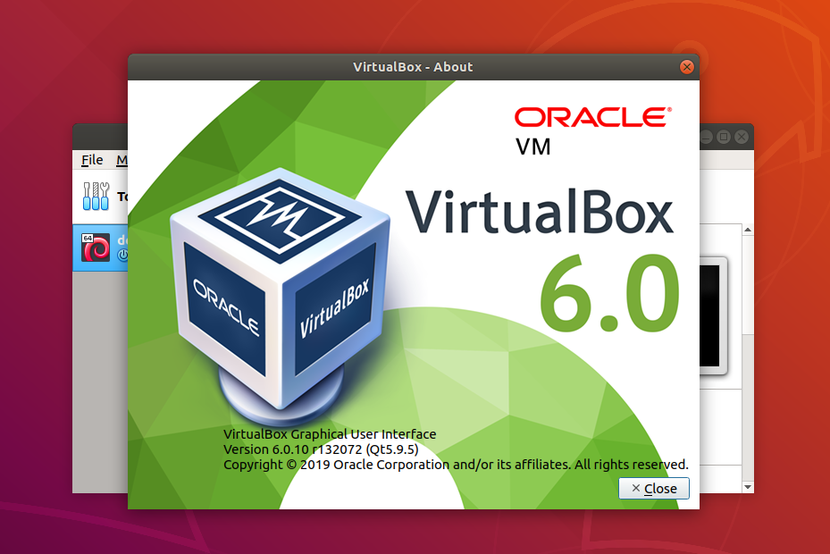 VirtualBox 6 0 10 Release, Available for Ubuntu 18 04 and