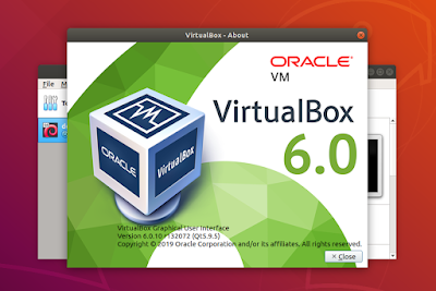 VirtualBox 6.0.10 Release, Available for Ubuntu 18.04 and Debian 10 'Buster'