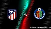 تفاصيل مباراة خيتافي واتليتكو مدريد الدوري الاسباني