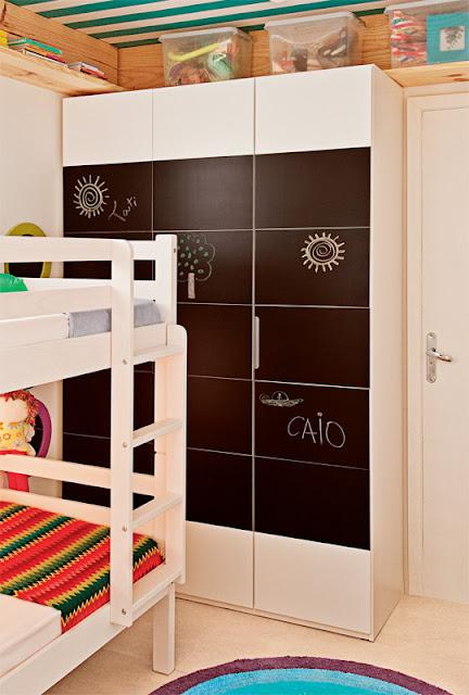 Dormitorio peque o para ni o y ni a for Dormitorios para ninas quito