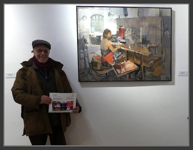 SITGES-CONCURS-PINTURA-SANVISENS-TALLER DE JOIERIA-PINTURES-EXPOSICIO-ARTISTA-PINTOR-ERNEST DESCALS