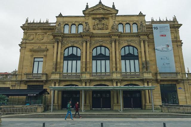 ビクトリア・エウヘニア劇場(Victoria Eugenia Antzokia)