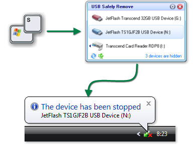 USB Safely Remove 5.3.3 + Crack Free Download