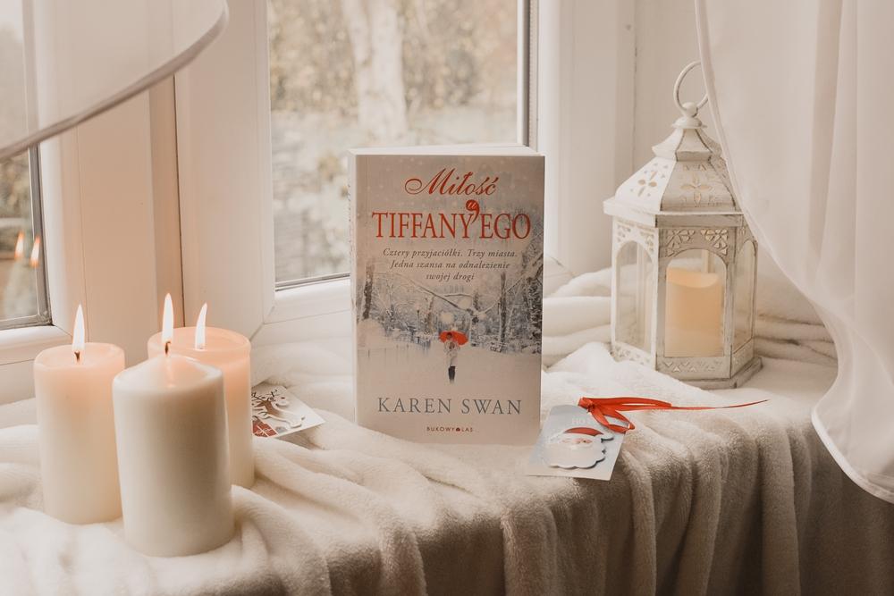 Miłość u Tiffany'ego Karen Swan