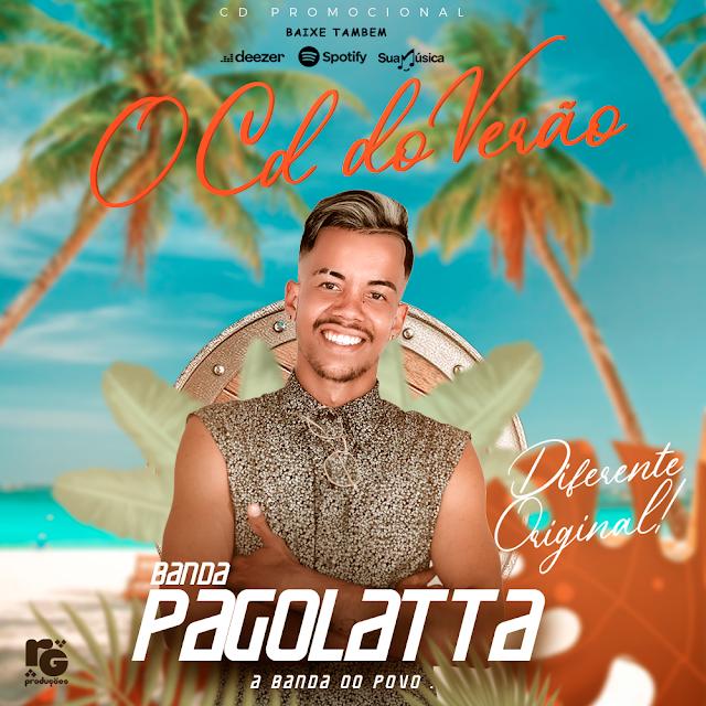BANDA PAGOLATTA A BANDA DO POVÃO CD 2021