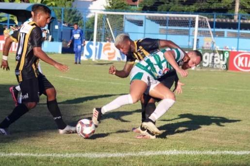 Altos estreia na Série C aplicando 3 a 0 no Volta Redonda