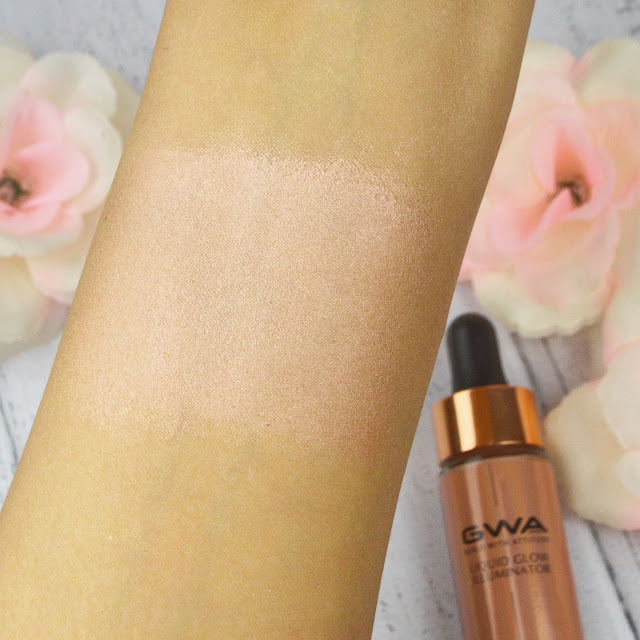 New GWA Liquid Glow Illuminators Review, Lovelaughslipstick Blog