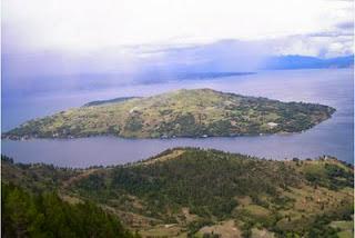 Natural Nature Tourism Samosir Island