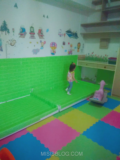 amuma childcare services cebu - facilities