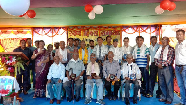 Milan Pariwar Labdah Division celebrates its golden jubilee
