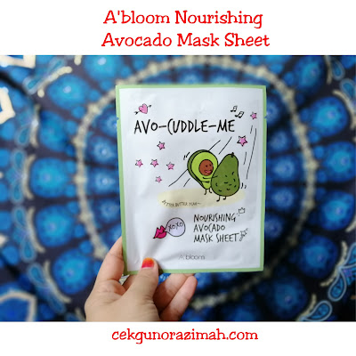 A'Bloom product, A Bloom Althea, Review A Bloom skincare, Review A Bloom product, A'bloom BHA Blackhead Blaster, A'bloom mask sheet, A'bloom meringue puff