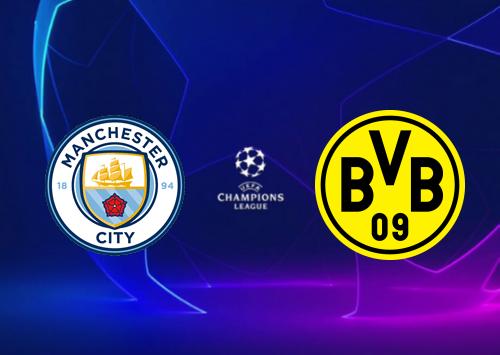 Manchester City vs Borussia Dortmund -Highlights 06 April 2021