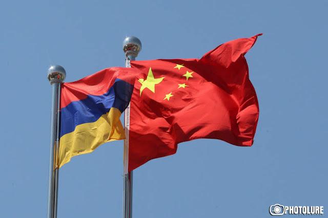 China avanza en proyecto Ruta de la Seda con Armenia