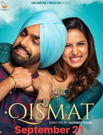 Qismat (2018) Punjabi WEB-DL 720p & 480p x264 | Full Movie